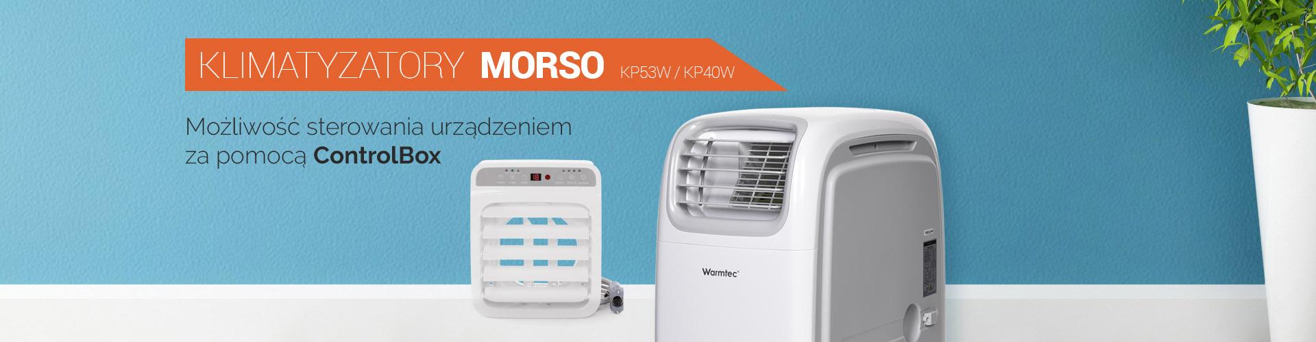 Klimatyzator Morso Kp53W